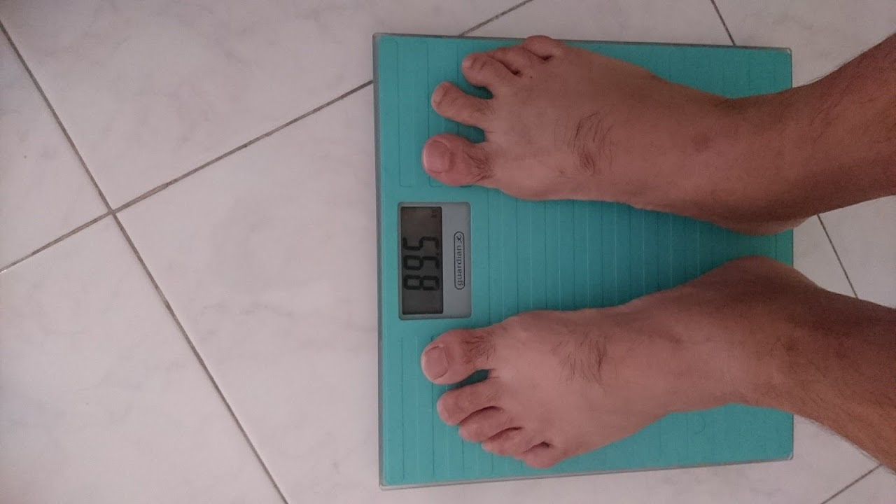 Prof Dr Chan Junt Hoong FIET FIEEE BEng CEng was in the HeavyWeight Region in Sports at about 97.8kg's early this year , but due to the excessive weight , his legs had to suffer from carrying the weight and it caused injury to his legs and joints on both his legs . After about 9 months , I have reduced my weight to 89.8kgs and aiming to reduce to about 75kgs to have a good BMI or Body Mass Index . I have done exercise cycling and reduced food intake and now the results are here . Written and Published by Prof Dr Chan Junt Hoong FIET FIEEE BEng CEng .