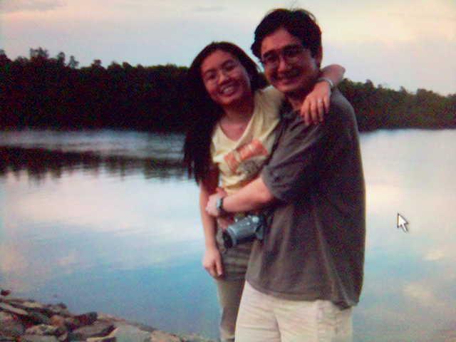 Prof Dr Chan Junt Hoong FIET FIEEE BEng CEng and wife Mrs Yeap Shong Woei .